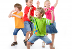 хореография для детей