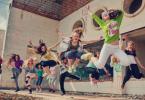 уроки детских танцев