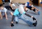 детские танцы в москве
