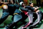 танец в vip группе