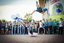 Танцуй Тамбов! Фестиваль уличных и современных танцев