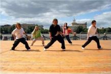 «Танцы в парках»: проект, который научит танцевать всю столицу