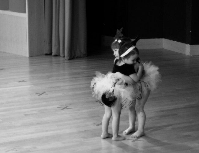 Как стать звездой в танце: мастер-класс от 6-летней Джоанны Колон
