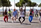 танец ragga
