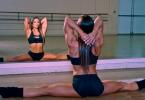 стретчинг обучение stretching