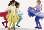 детские танцы для девочек