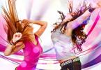 lady style танец обучение
