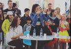 Марина Загдаева танцы