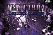 Trix Family на Большом концерте Bahh Tee