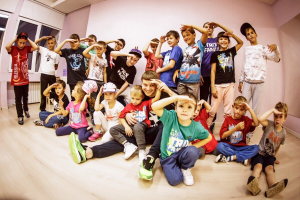 Break Dance Kids