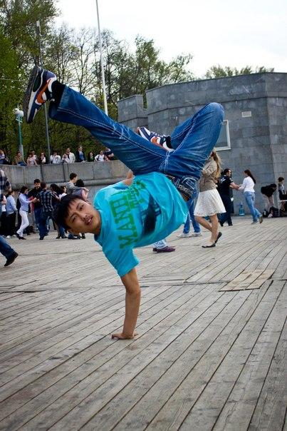 уличные танцы - это целая философия