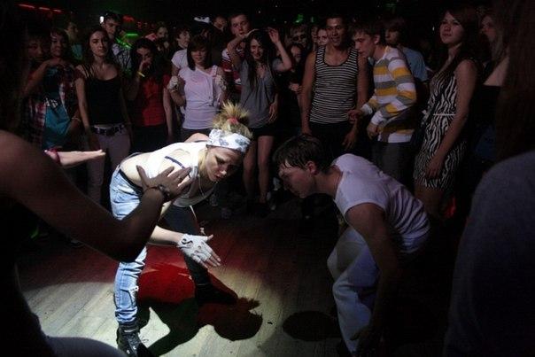 хип-хоп культура как танец