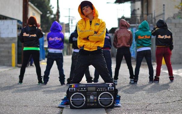 что такое хип-хоп танцы
